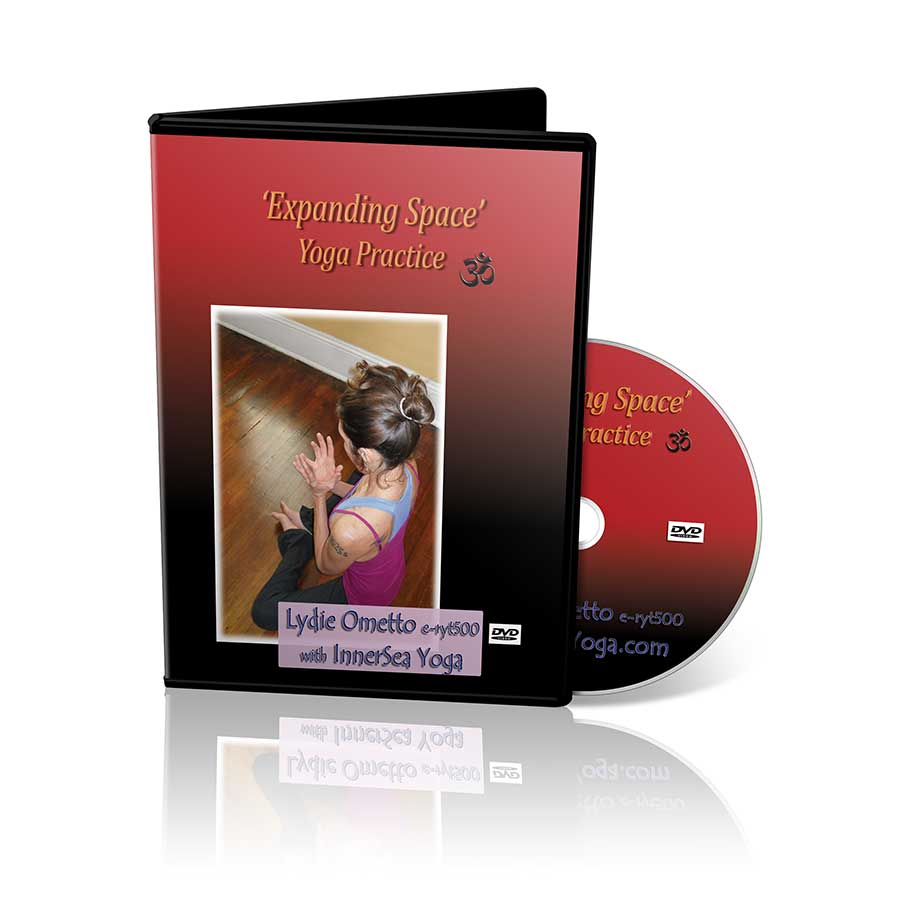 Expanding Space Yoga DVD For Sale
