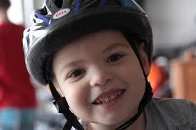 boy bicycle ride