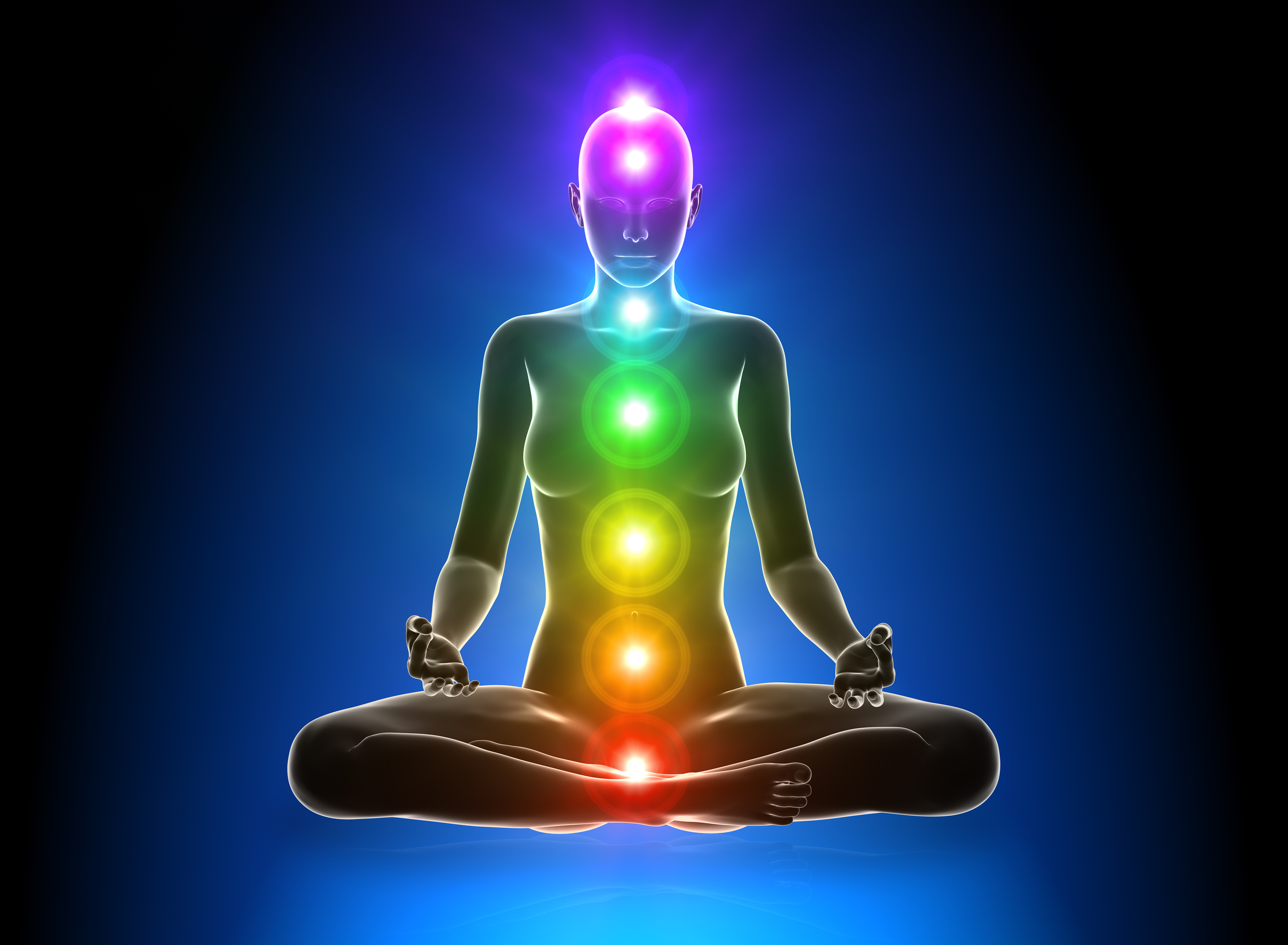 Chakras Energy Centers In The Body The Center For Life